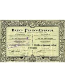 Banco Franco-Español