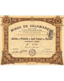 Mines de Salamanque
