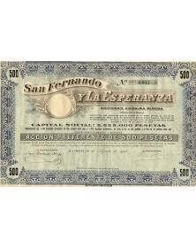 San Fernando Y La Esperanza