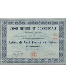 Union Miniére et Commerciale