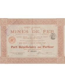 French Company of Iron Mines