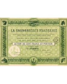 La Cordonnerie Française
