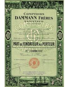 Comptoirs Dammann Frères