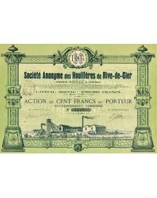 S.A. des Houillères de Rive-de-Gier