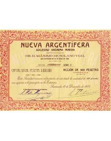 Nueva Argentifera