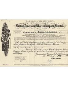British-American Tobacco Co. Ltd.