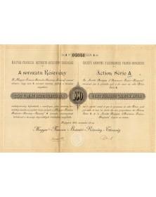 S.A. d'Assurances Franco-Hongroise