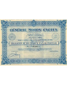 Général Motos Cycles