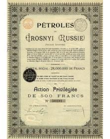 Pétroles de Grosnyi