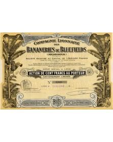 Cie Lyonnaise des Bananeries de Bluefields