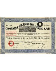 Compañia General del Corcho S. A.E.