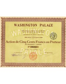Washington Palace