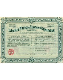 Estrellas Mining & Finance Corp. Ltd.