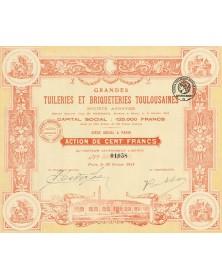 Grandes Tuileries & Briqueteries Toulousaines
