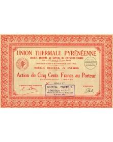 Union Thermale Pyrénéenne