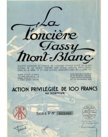 La Foncière Passy-Mont-Blanc