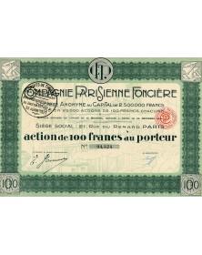 Compagnie Parisienne Foncière