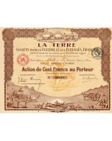 La Terre - Company for French Farming and Breeding