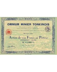 Omnium Minier Tonkinois