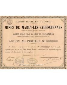 Mines de Marly-Lez-Valenciennes