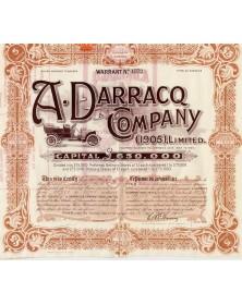 A. Darracq Company (1905) Ltd