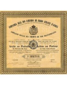 Companhia Real dos Caminhos de Ferro Atravez d'Africa