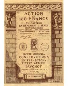 S.A. de Constructions en Fer & Béton Pierre Armé Pauchot