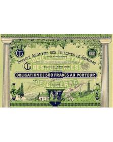 S.A. des Tuileries de Générac (Gard)