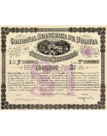 Co. Huanchaca De Bolivia