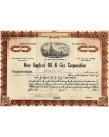 New England Oil & Gas Corp.
