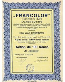 ''Francolor''