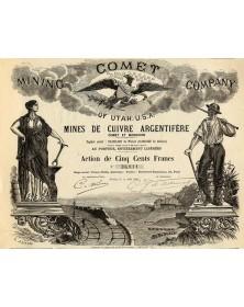 Comet Mining Company of Utah