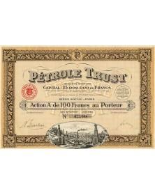 Pétrole Trust