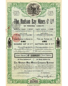 The Hudson Bay Mines Co. Ltd
