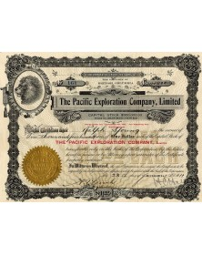 The Pacific Exploration Company, Ltd