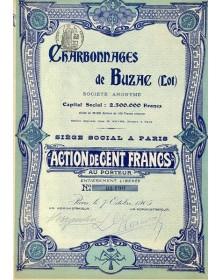 Charbonnages de Buzac
