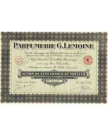 Parfumerie G. Lemoine