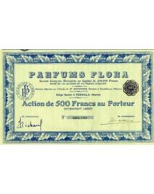 Parfums Flora