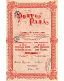 Port of Para