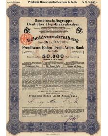 Preussischen Boden-Credit-Actien-Bank