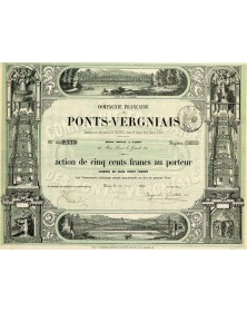 Cie Française des Ponts-Vergniais