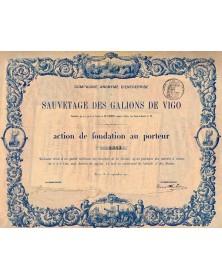 Sauvetage des Galions de Vigo