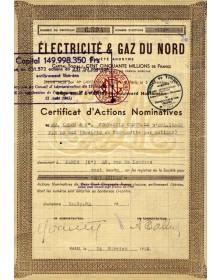 Electricité & Gaz du Nord