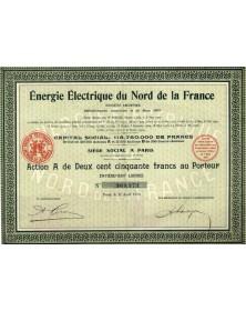 Energie Electrique du Nord de la France
