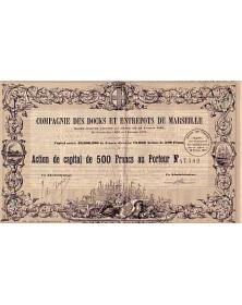 Cie des Docks et Entrepôts de Marseille