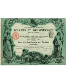 Cie Générale de Boulets et Agglomérants