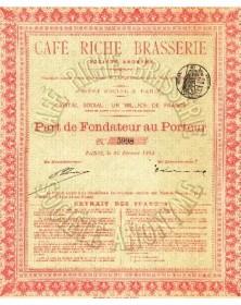 Café Riche Brasserie