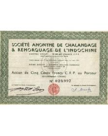 S.A. de Chalandage & Remorquage de l'Indochine