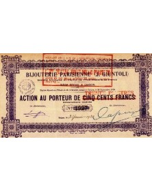 Bijouterie Parisienne (J.Giuntoli)