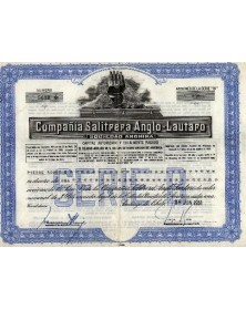 Compañia Salitrera Anglo-Lautaro